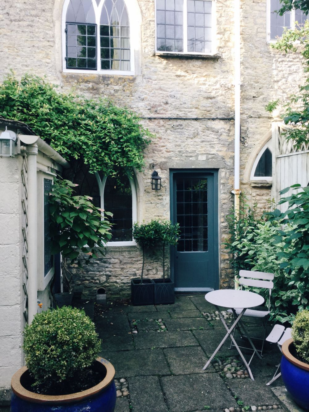 Our home for the week: Little Culver cottage in Minchinhampton