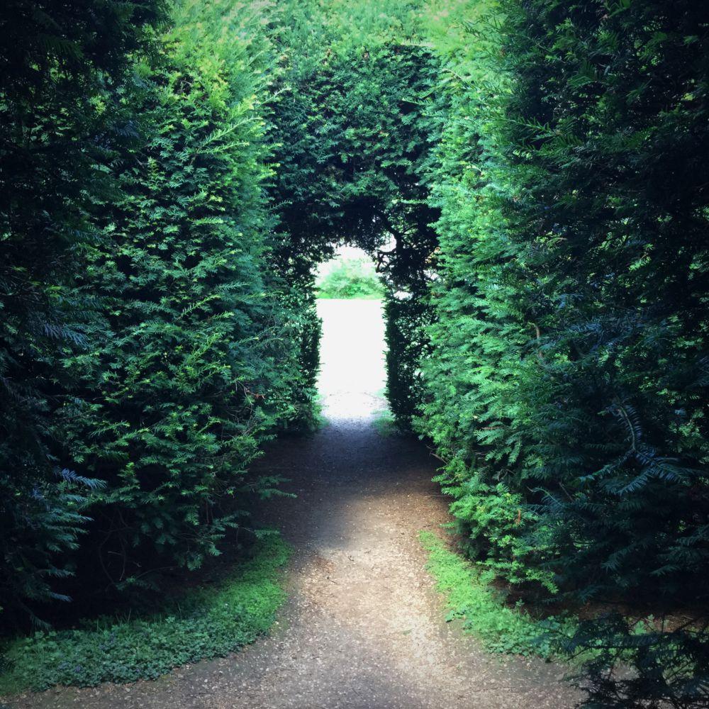 Secret passages at Sudeley Castle & Gardens