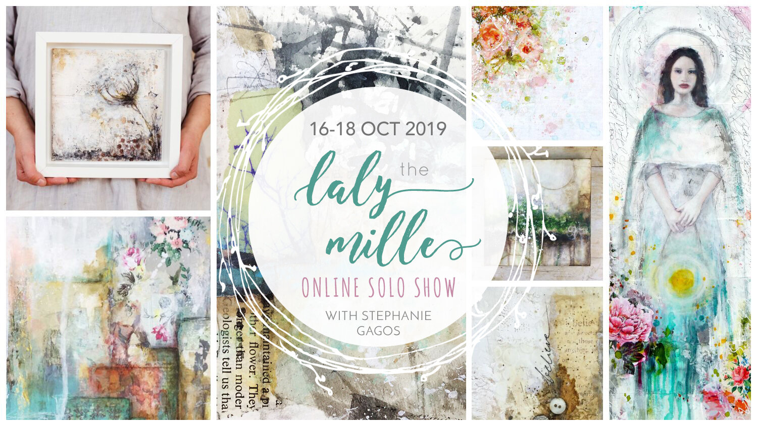 Laly Mille Online Solo Show!