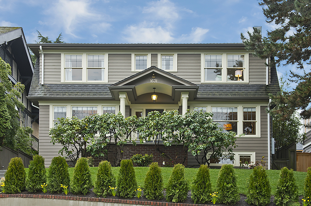 1631 Interlaken Place E | Seattle  Sold for $2,050,000   Represented the Seller