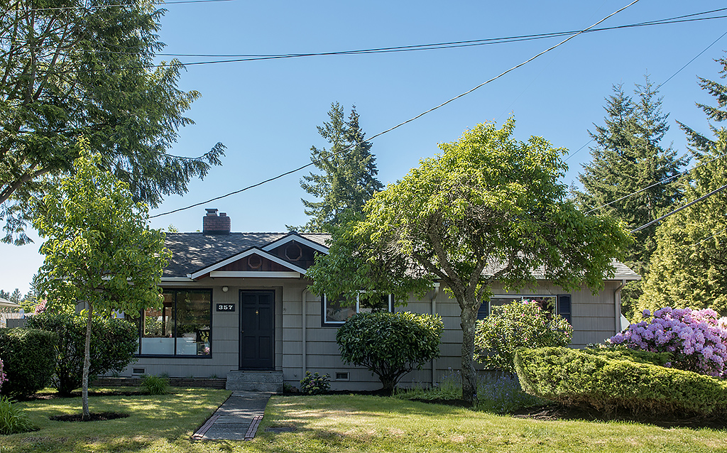 357 NW 182nd Street | Shoreline  Sold for $601,951   Represented the Seller