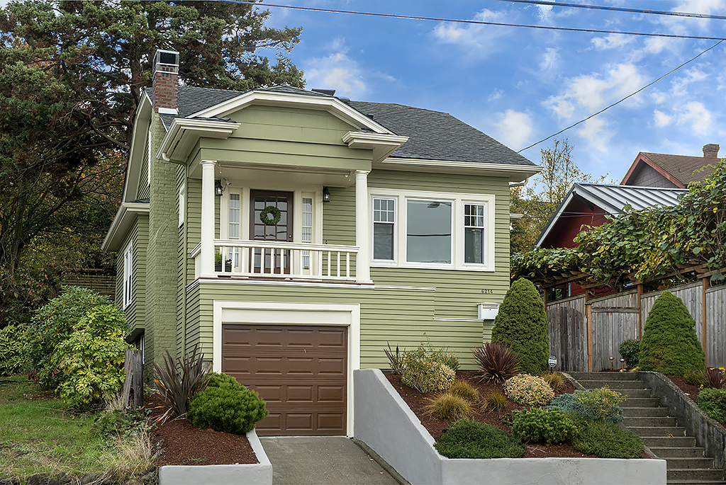 6214 3rd Avenue NW | Seattle  Sold for $800,000   Represented the Seller