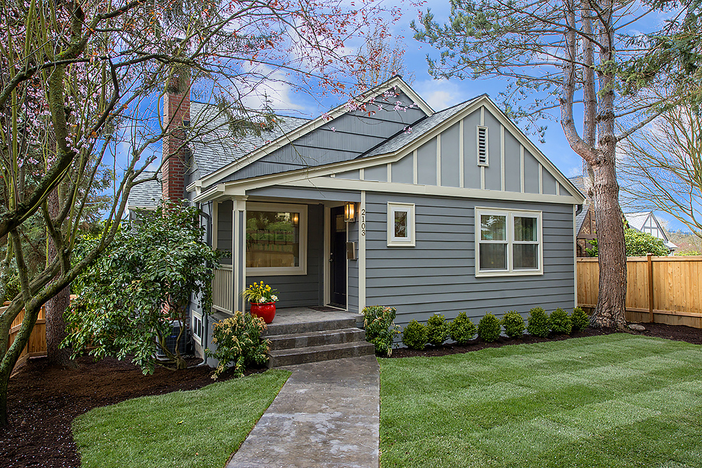 2103 Condon Way West | Seattle  Sold for $1,350,000   Represented the Seller