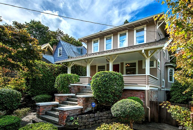 1719 26th Ave E | Seattle  Sold for $1,206,000   Represented the Seller
