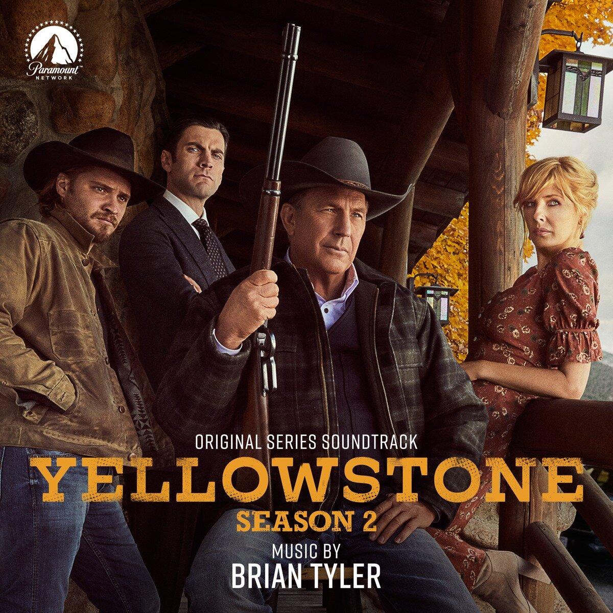*yellowstone season 2
