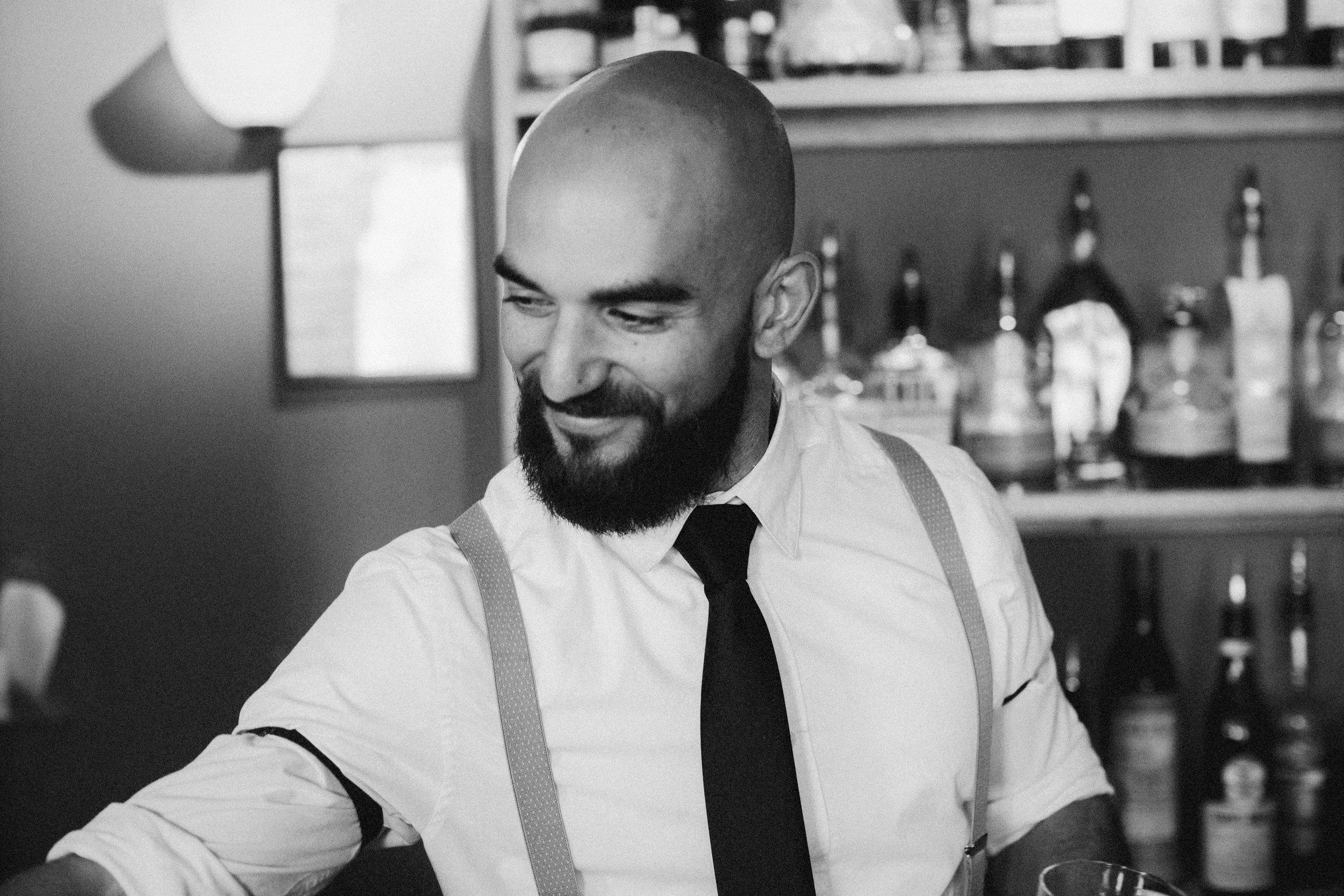 Ben Miller - Bar Manager & Lead Bartender