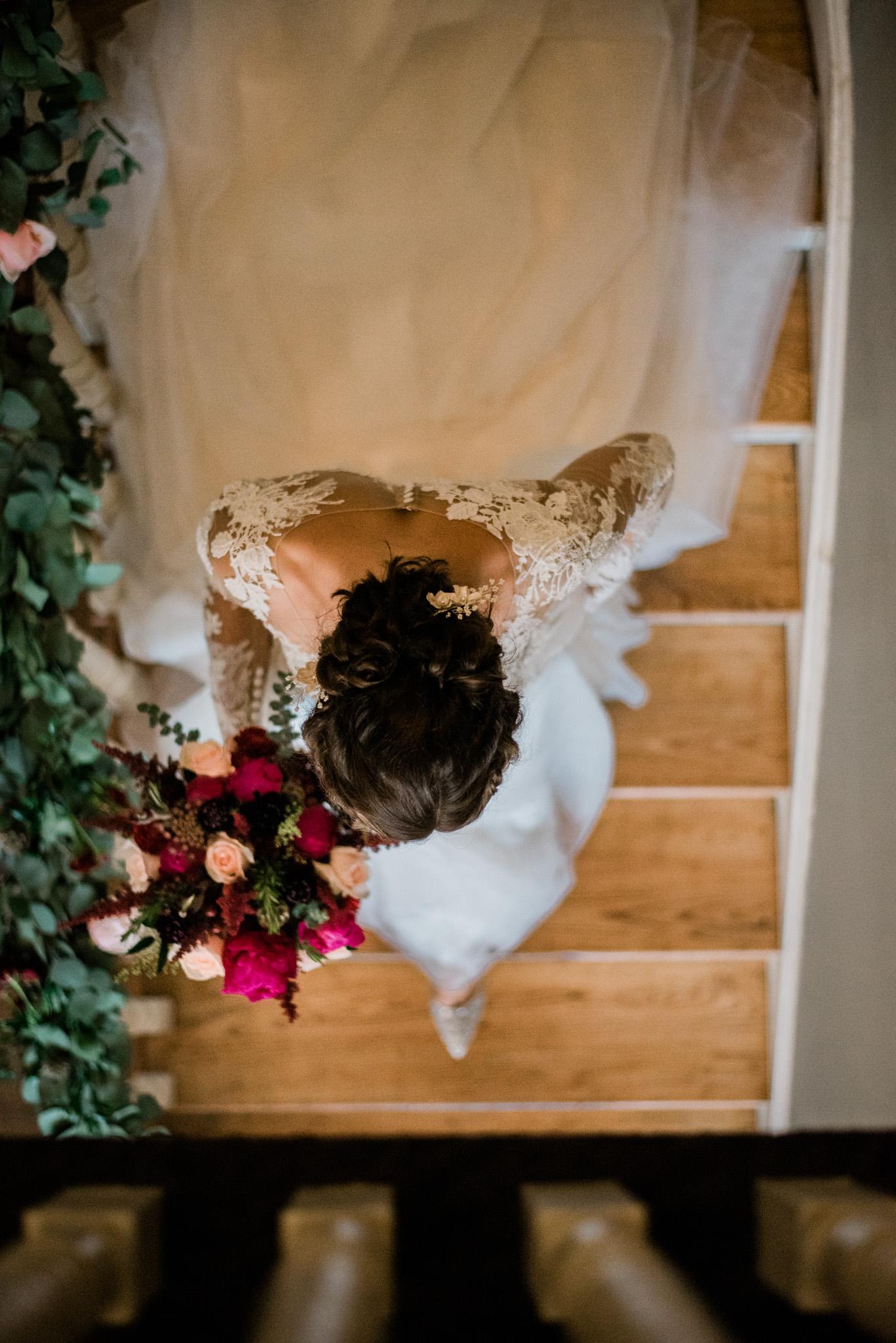 A Shenandoah Valley Inn Wedding - Joshua Wilton House | Harrisonburg, Virginia