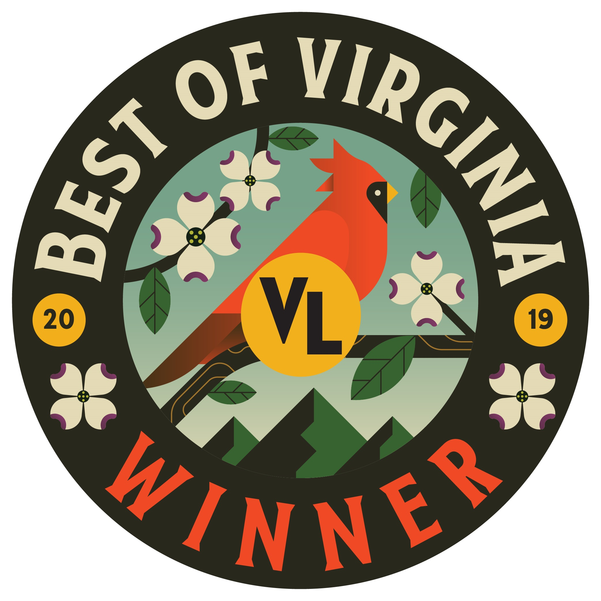 Virginia Living Magazine's Best of 2019 - VA Living Magazine asked, and you all answered! Thank you for everyone that voted for us and support our efforts and passions. We are honored to receive:1st - Best Dessert1st - Best Seafood1st - Best Bed & Brekfast2nd - Best Outdoor Dining2nd - Best Brunch