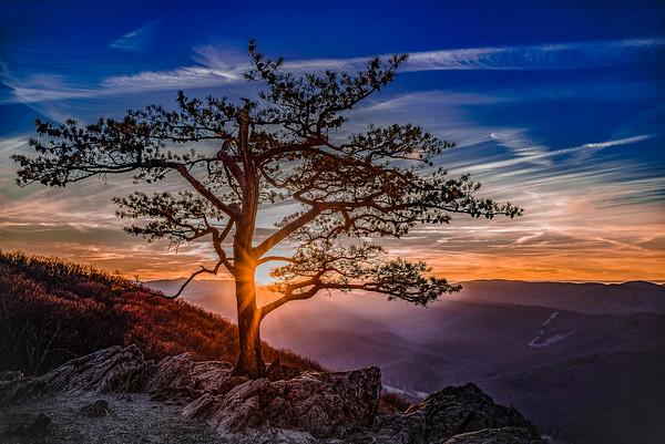Solstice ravens Roost sunset subtle hdr-M.jpg