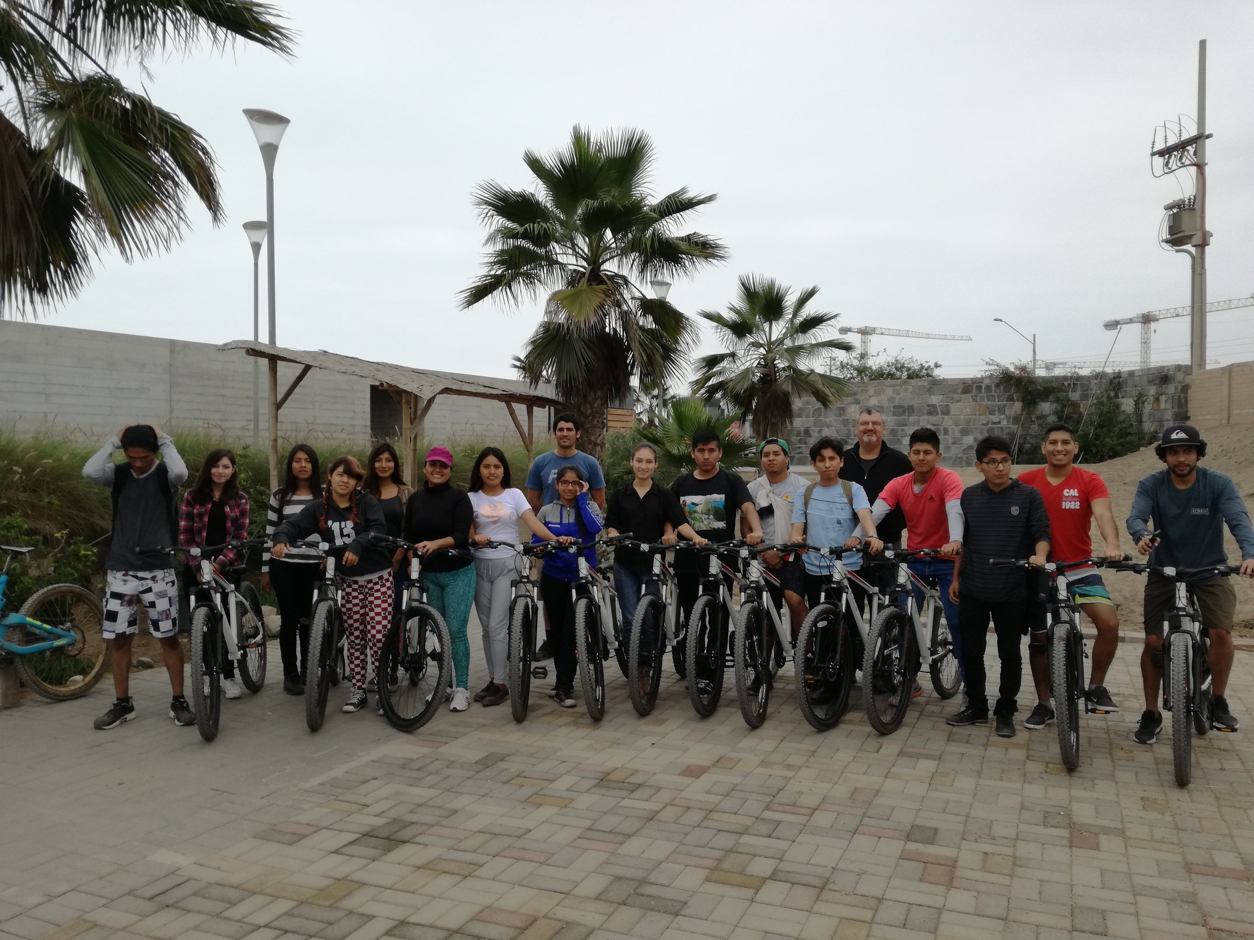 BiciTour: Pachacamac