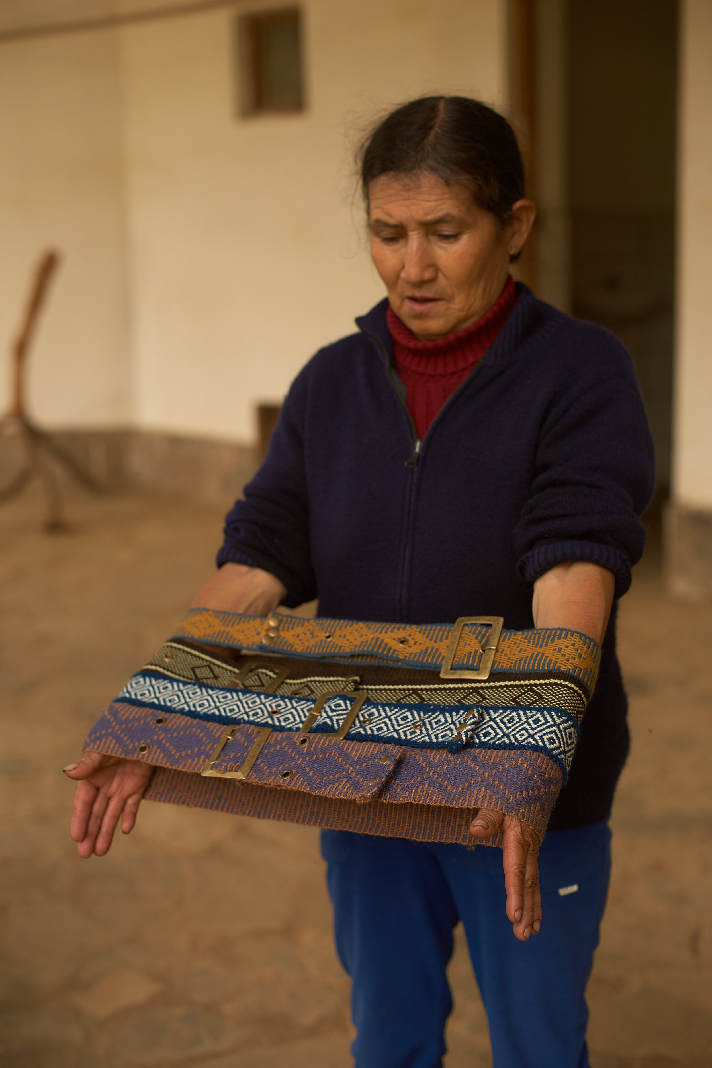 The Project   SPI is working with an exceptional association of women artisans in Maria, to give them the skills and knowledge to build their business with new hand-made products and benefit from the rich archaeology and make their community thrive.