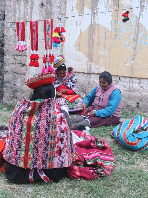Carlos was passionate about Plan Wallata and preserving the cultural legacy of Ollantaytambo