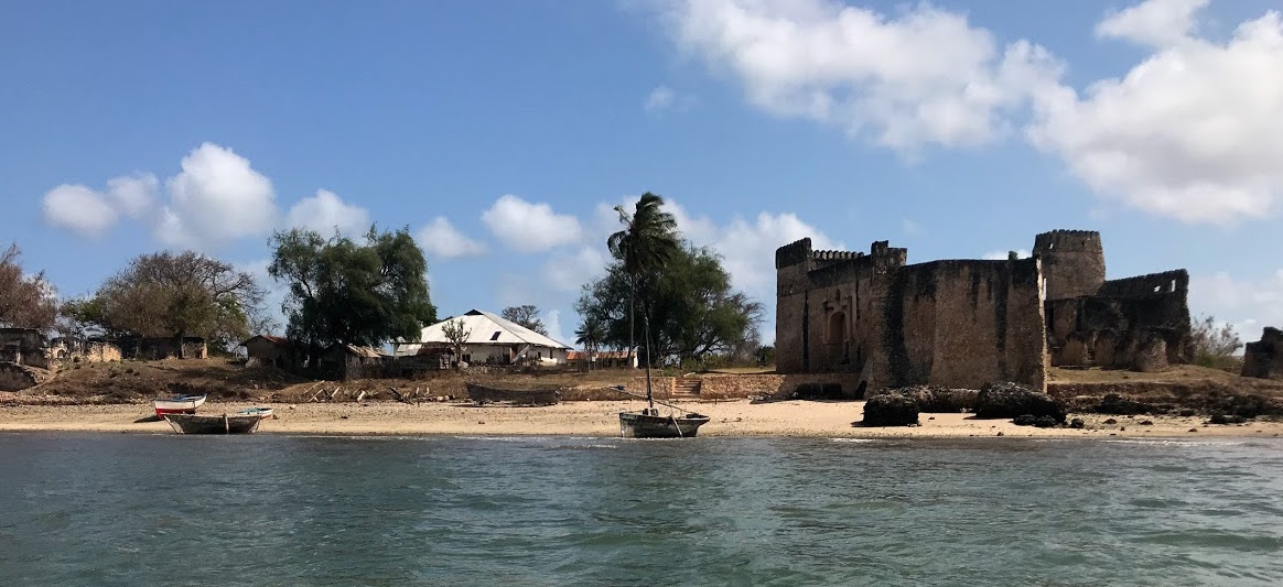 The site of Kilwa Kisiwani, Tanzania, and the modern community living within it