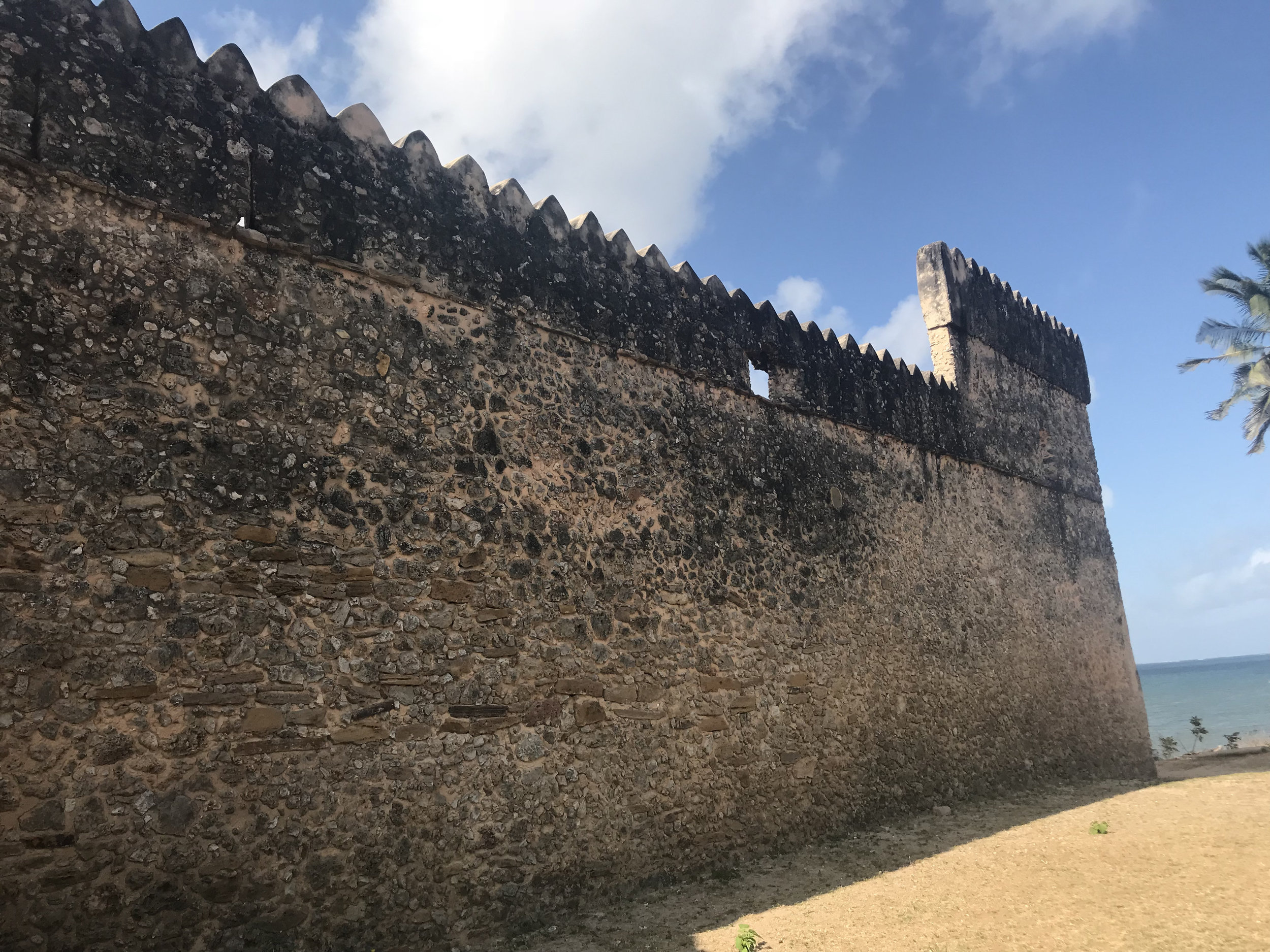 The World Heritage site of Kilwa Kisiwani, Tanzania, and the modern community living within it.