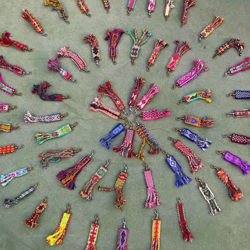 The keychains by SPI supported artisans that were sold with the help of Spiritu!