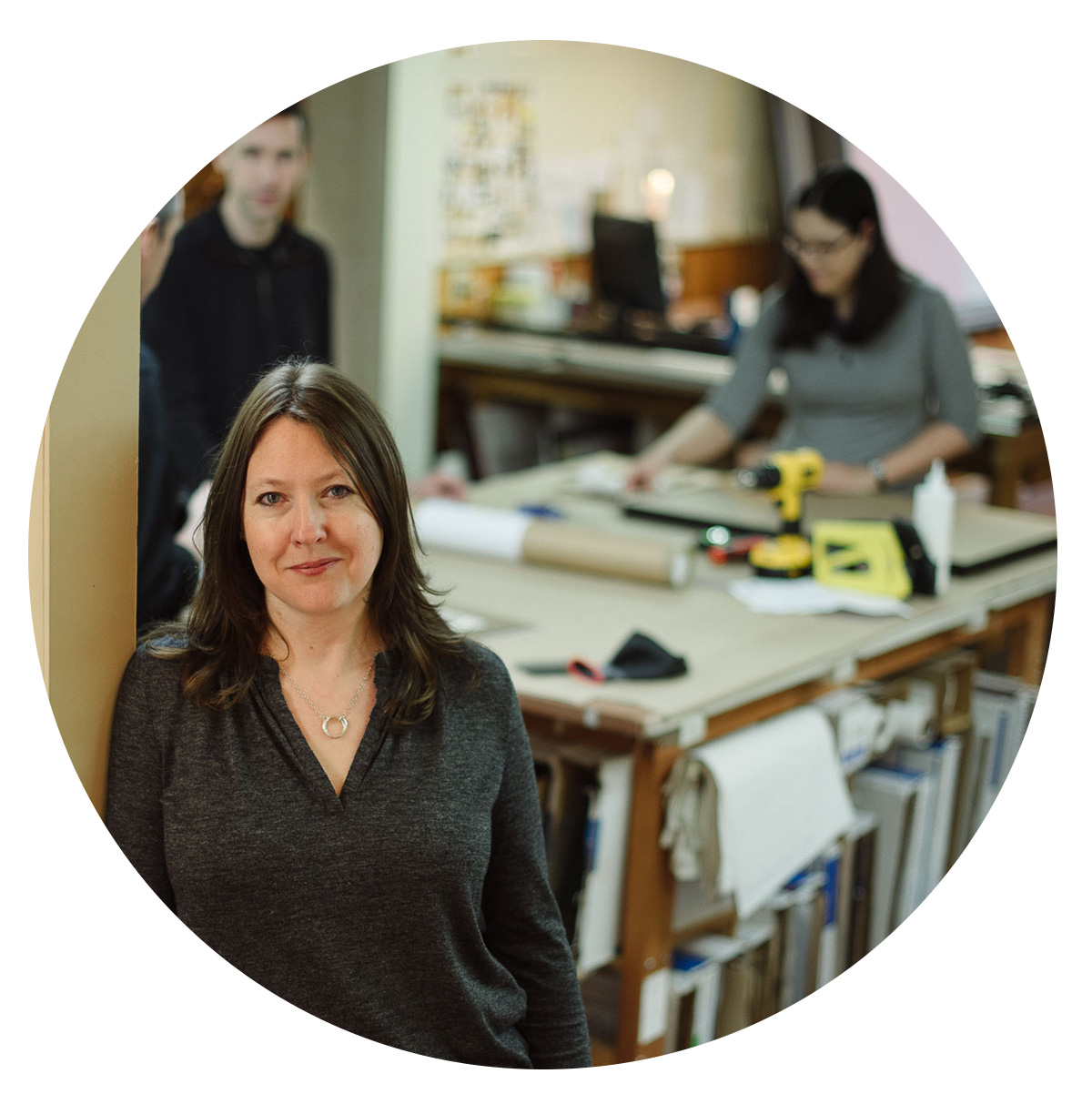 Emily Russell, Owner, The Frame Shop