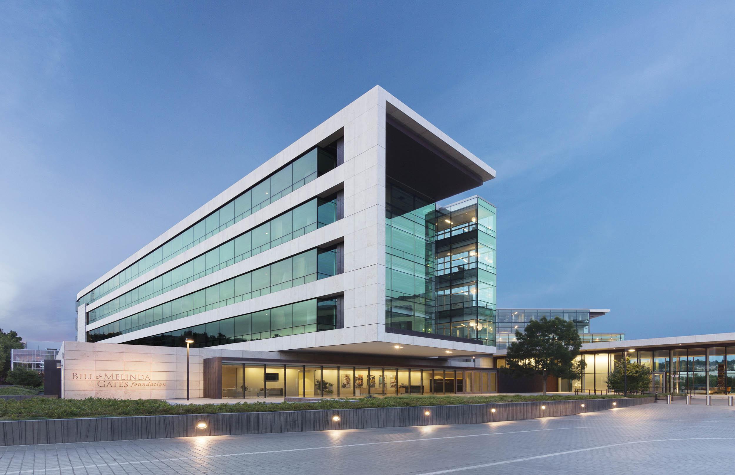 Gates Foundation - Seattle, USA