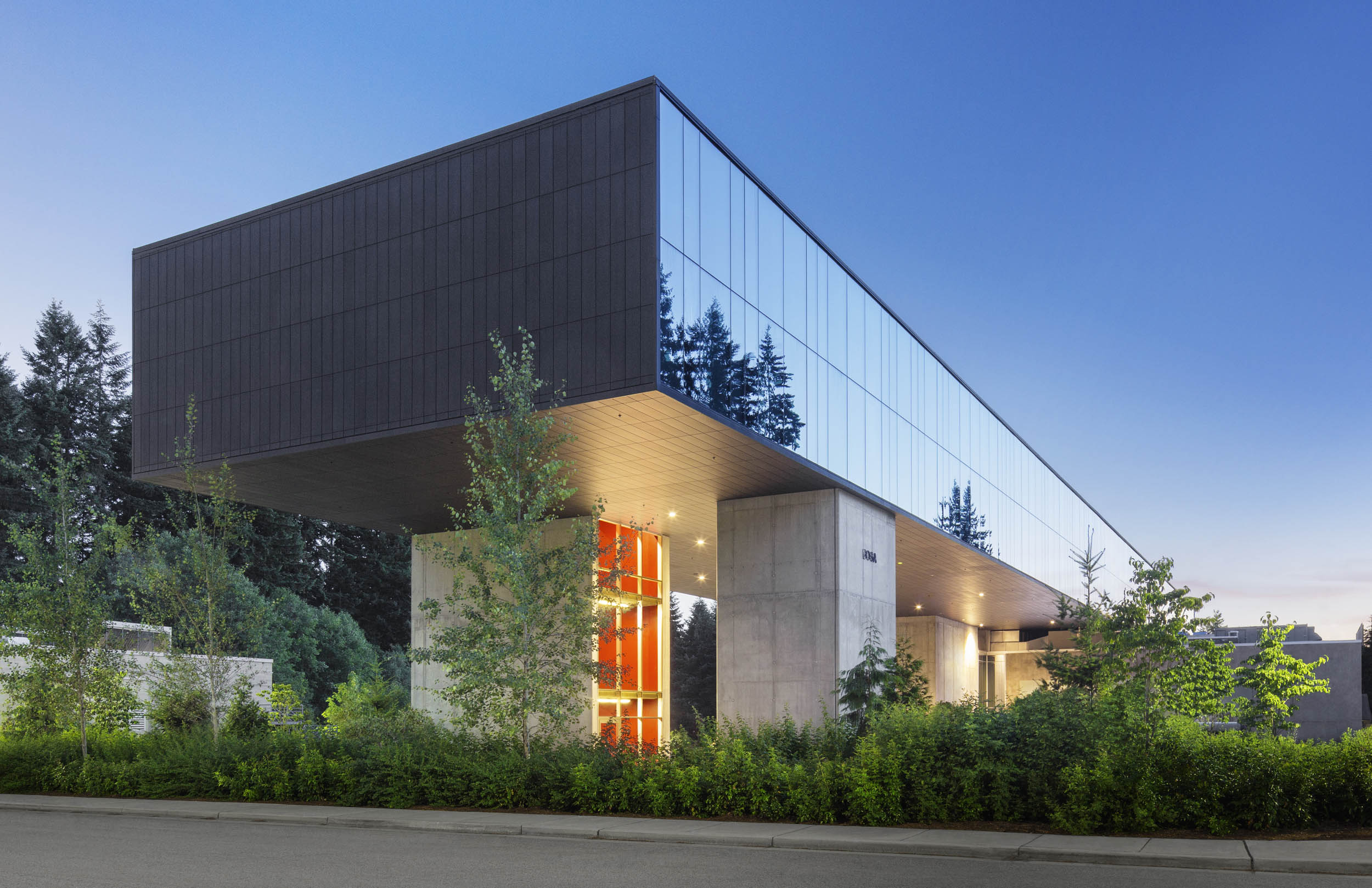 Bosa Centre - North Vancouver, Canada