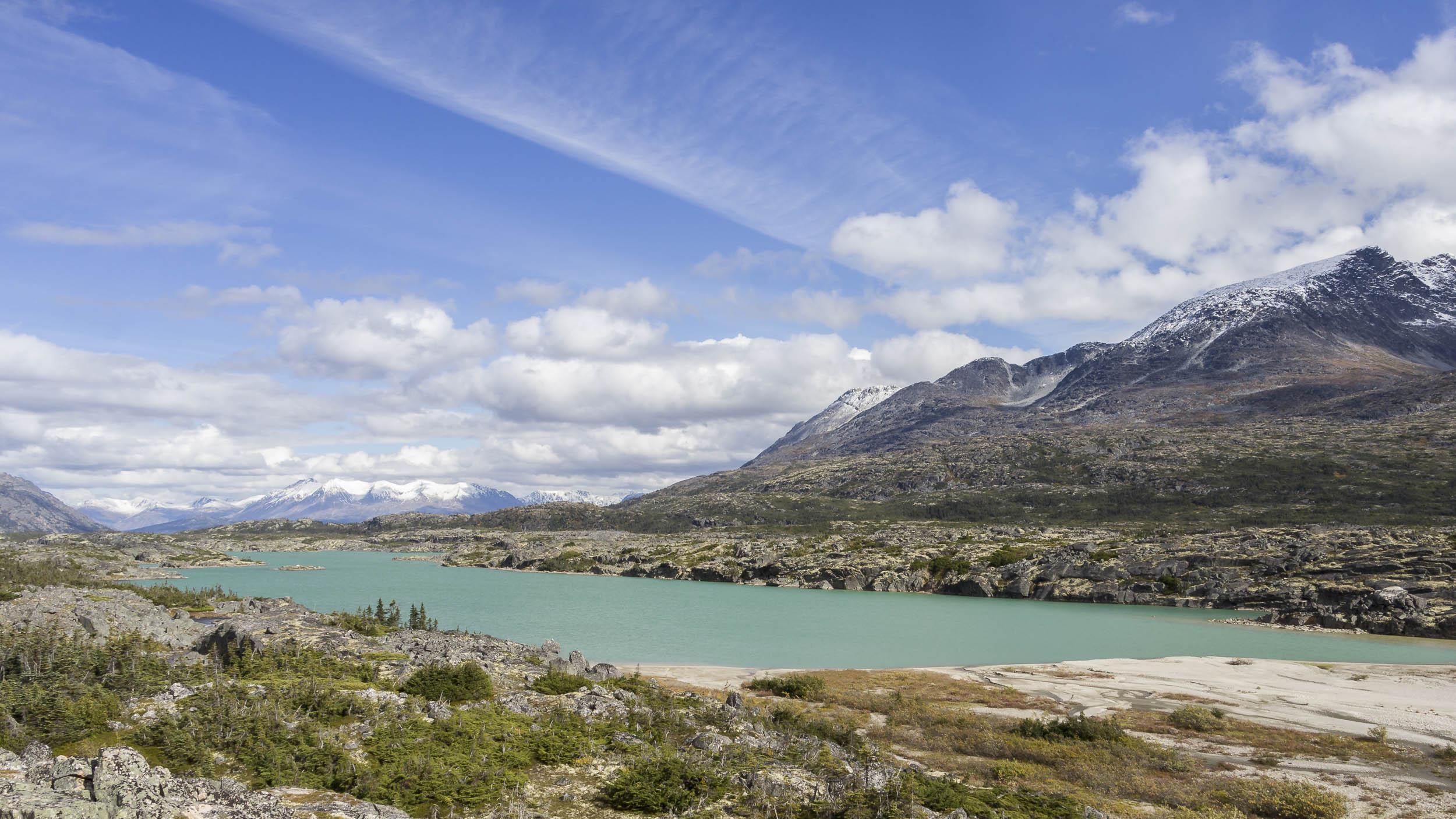 Summit Lake, British Columbia - Canada