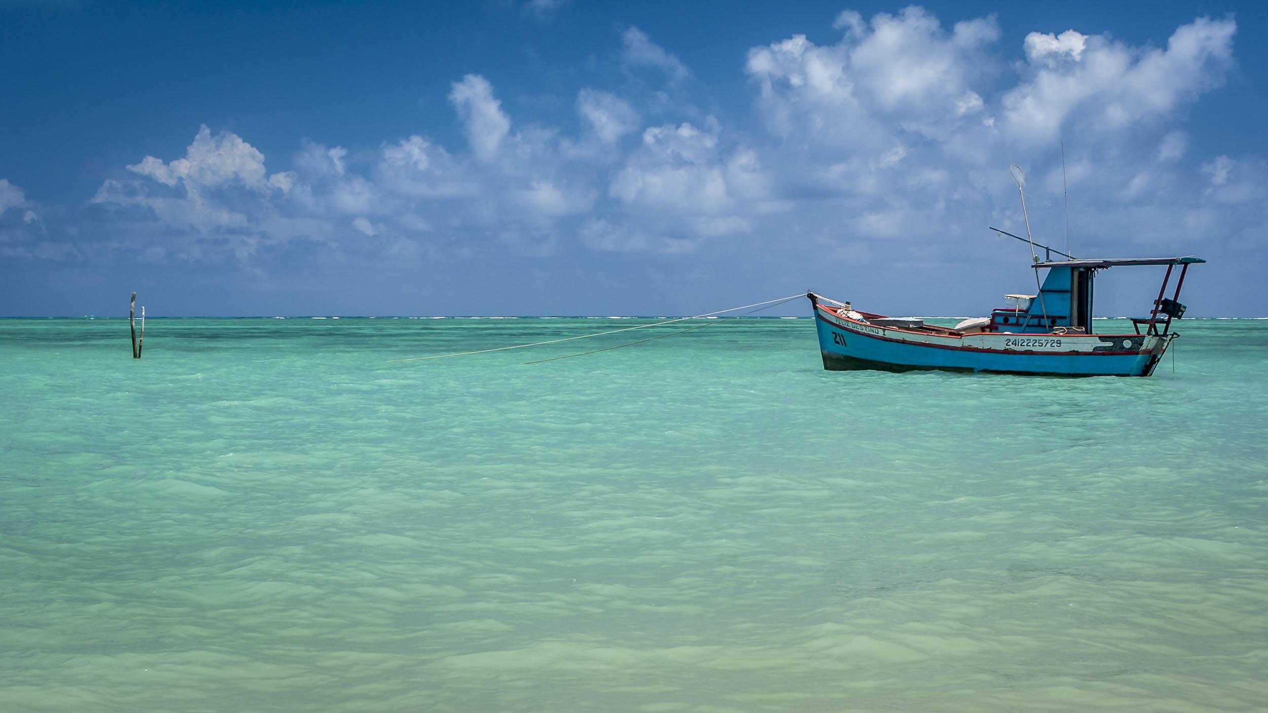 Praia do Toque - Brazil