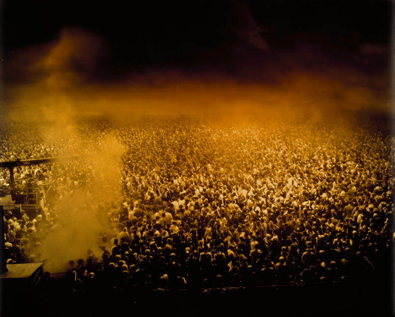 Andreas Gursky, May Day III  (1998). Image credit:  A  rt Tattler .