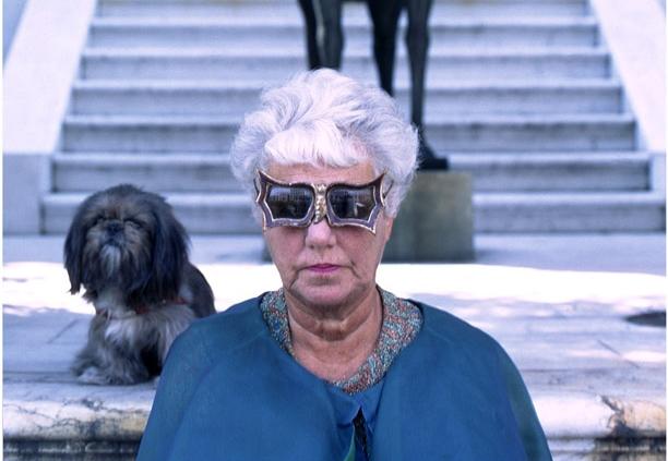 Peggy Guggenheim. Image credit:  artnet News .