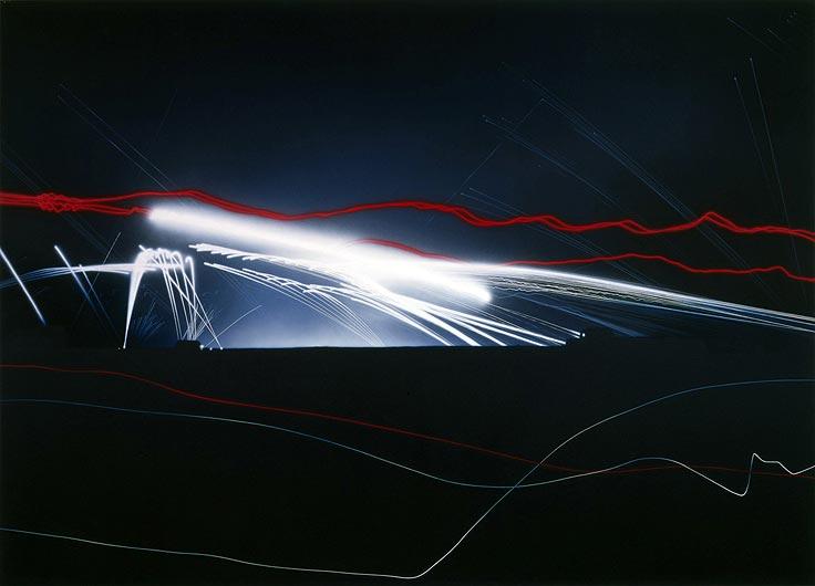 "Jack Goldstein, ""Untitled,"" 1983. Image credit:  Mitchell-Innes & Nash ."