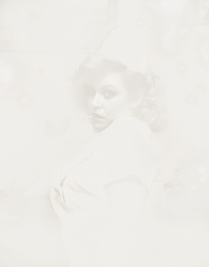 "Zoe Crosher, ""The Disappeared Nurse no. 14,"" 2012. Image credit:  Zoe Crosher ."