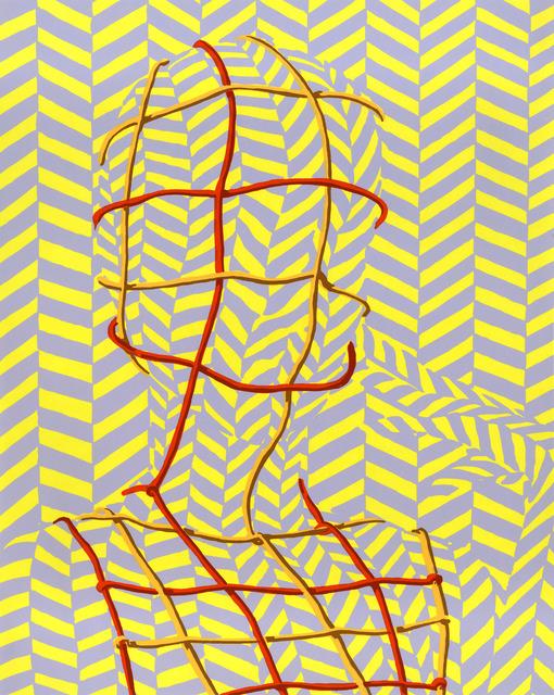 "Sascha Braunig, ""Big Nets,"" 2013. Image credit:  Artspace ."