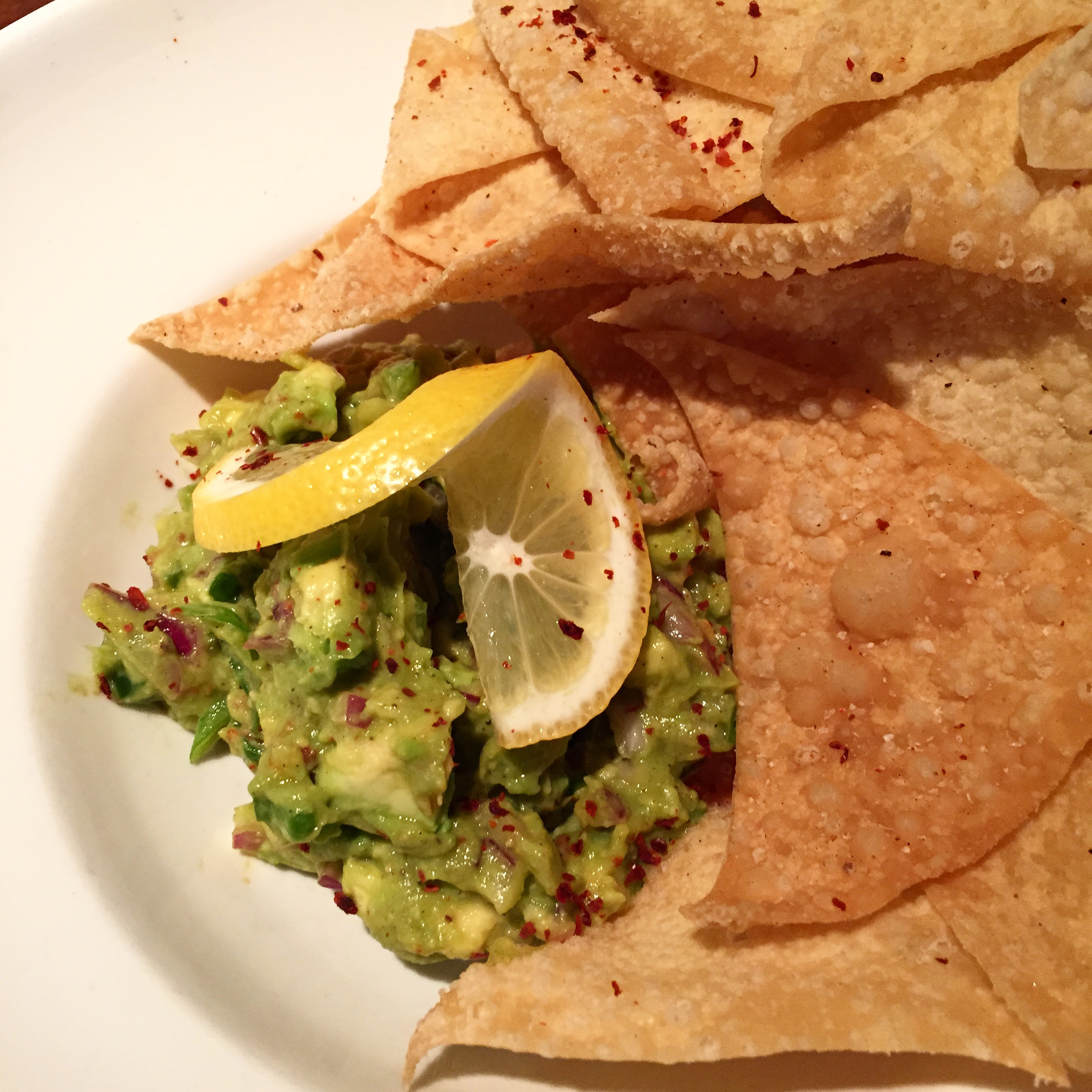 Housemade Guacamole & Chips