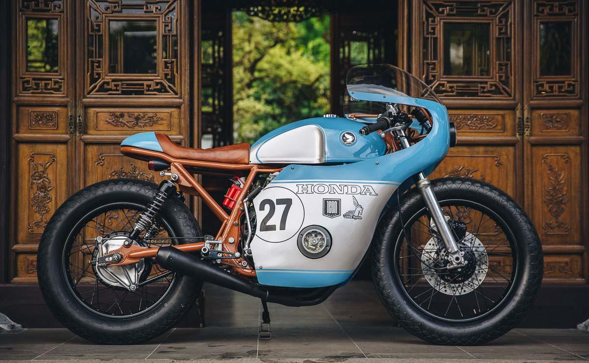 The Vintage Racer 27 1978 Honda Cb550 Enginethusiast