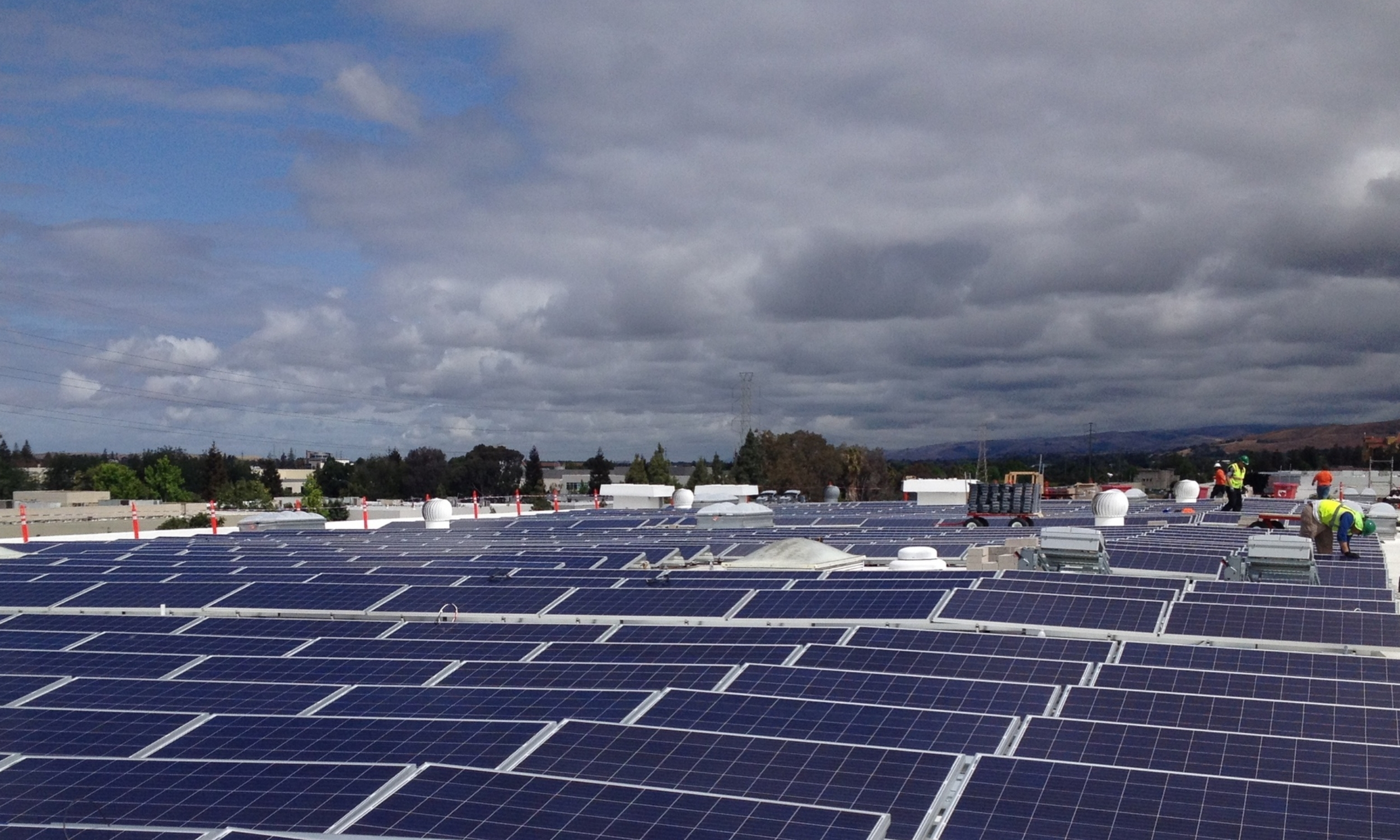 - Case Studies: Rooftop 410 Kw Milpitas, California