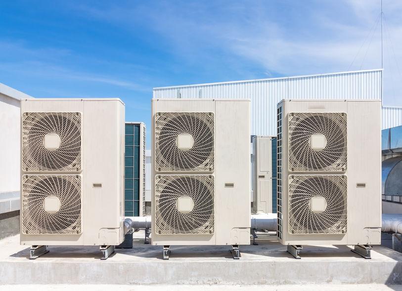 New HVAC can be financed.