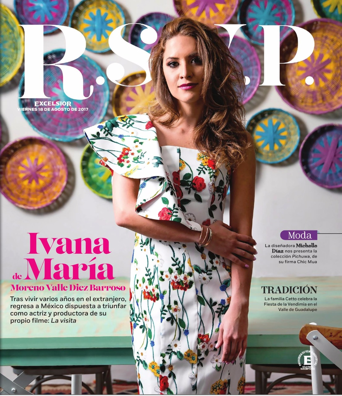 R.S.V.P (Front Cover) - August 21 2017