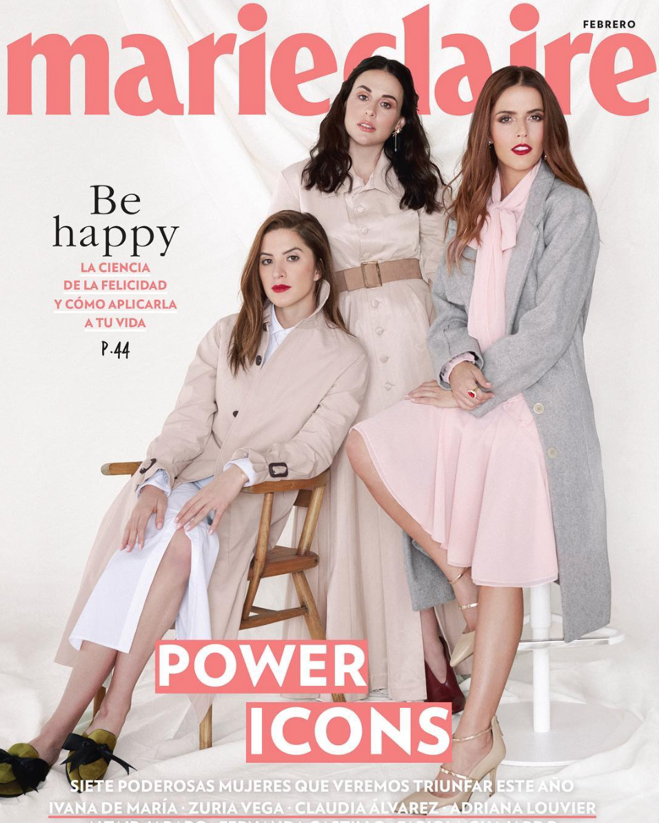 MARIE CLAIRE MAGAZINE - February 2019