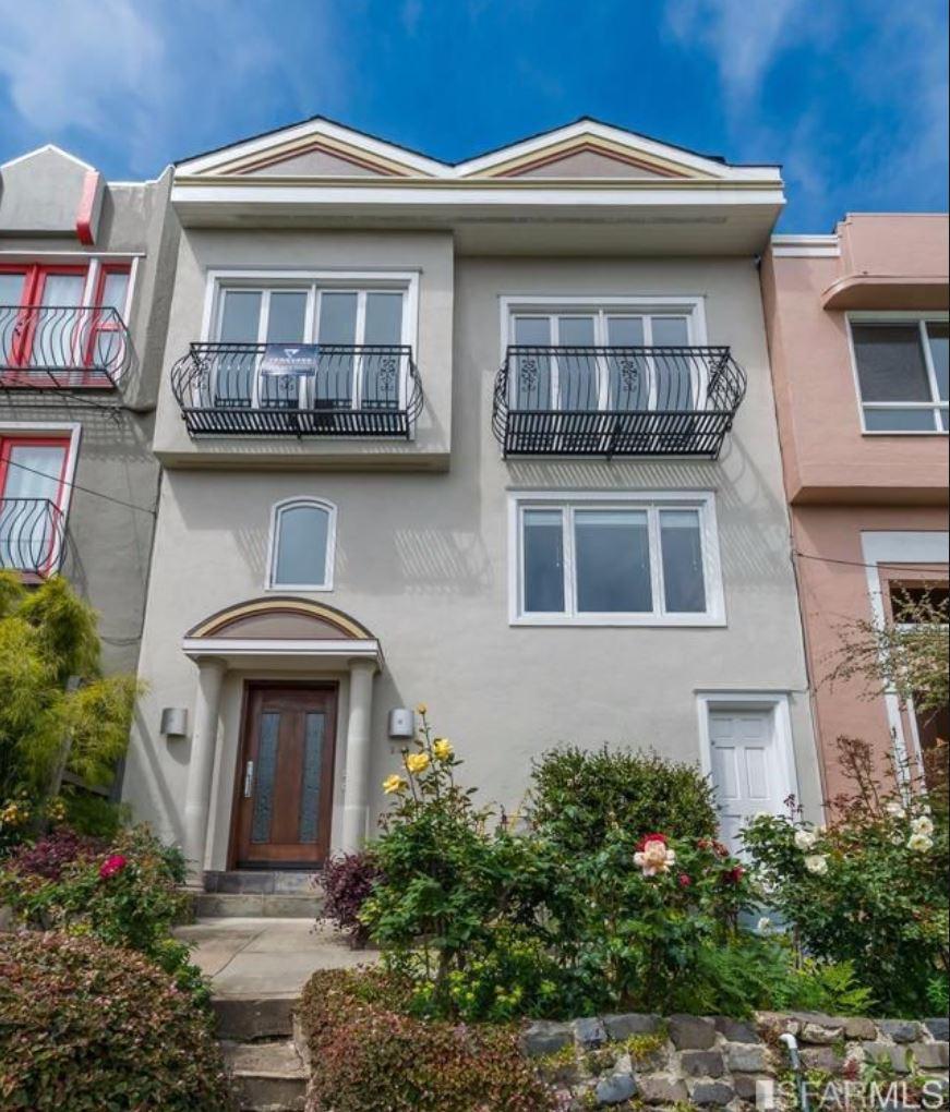 846 Castro Street, San Francisco
