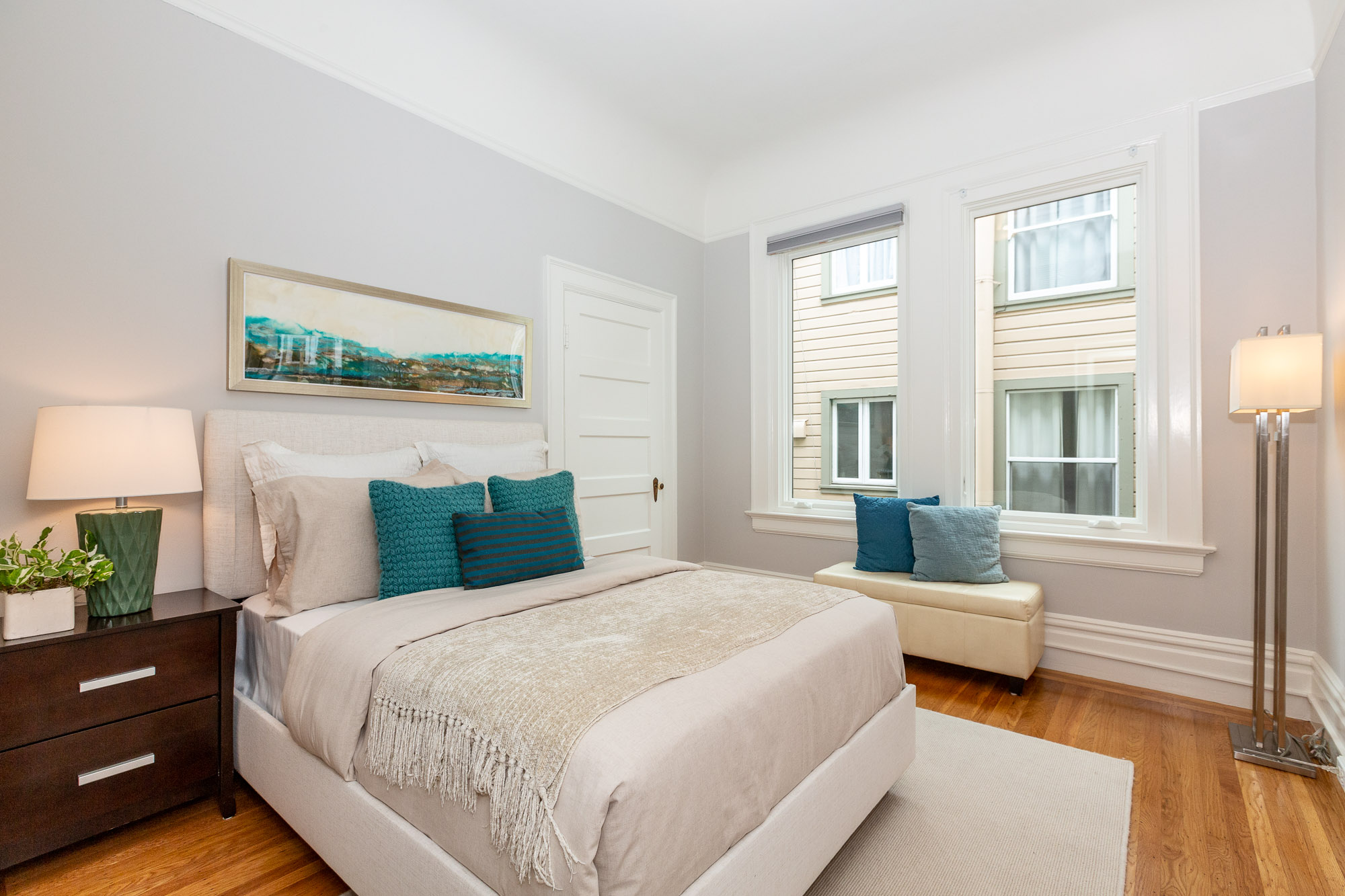 972 Union Street, San Francisco - Guest Bedroom