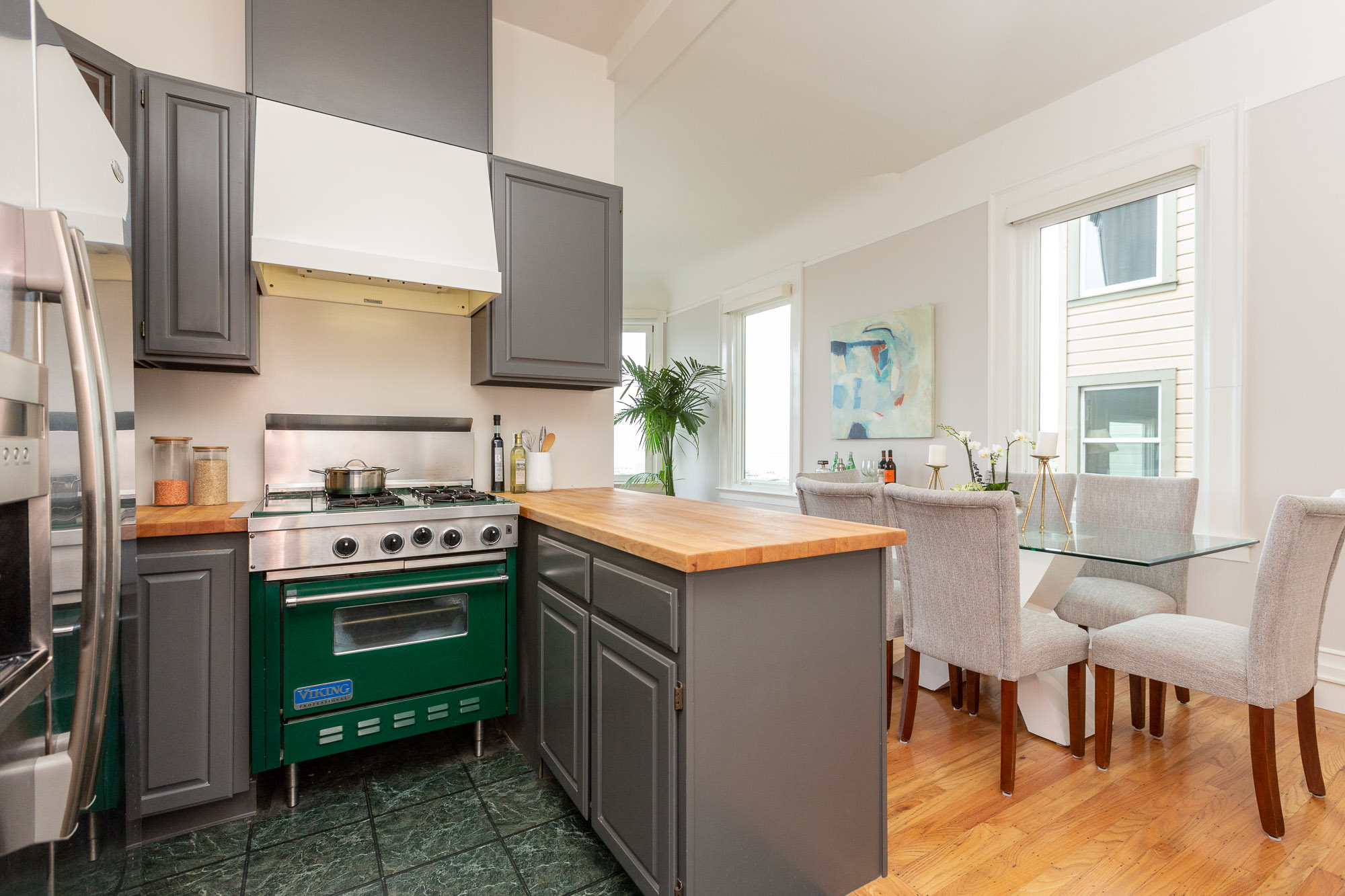 972 Union Street, San Francisco - Kitchen 2