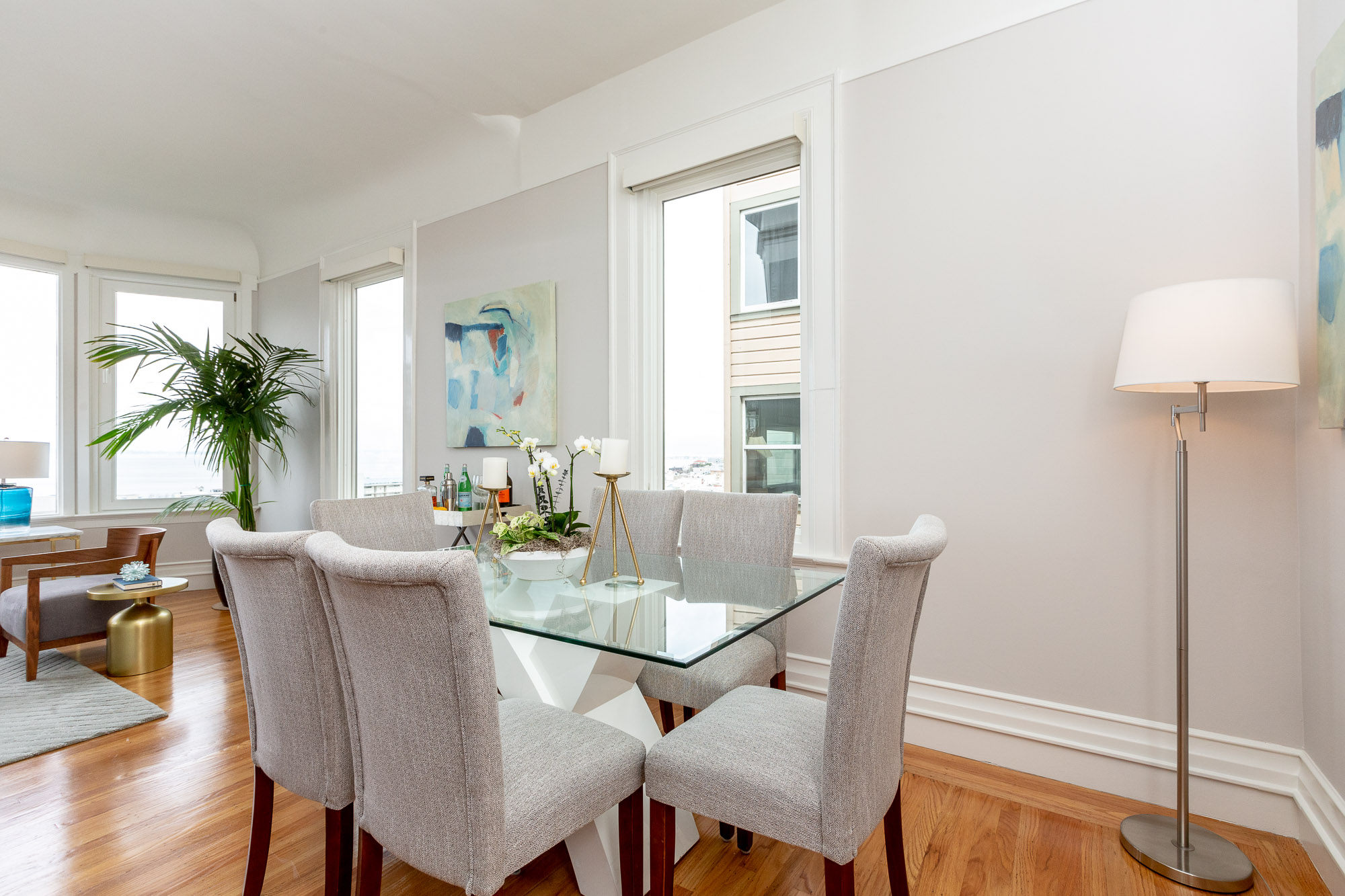972 Union Street, San Francisco - Dining Room