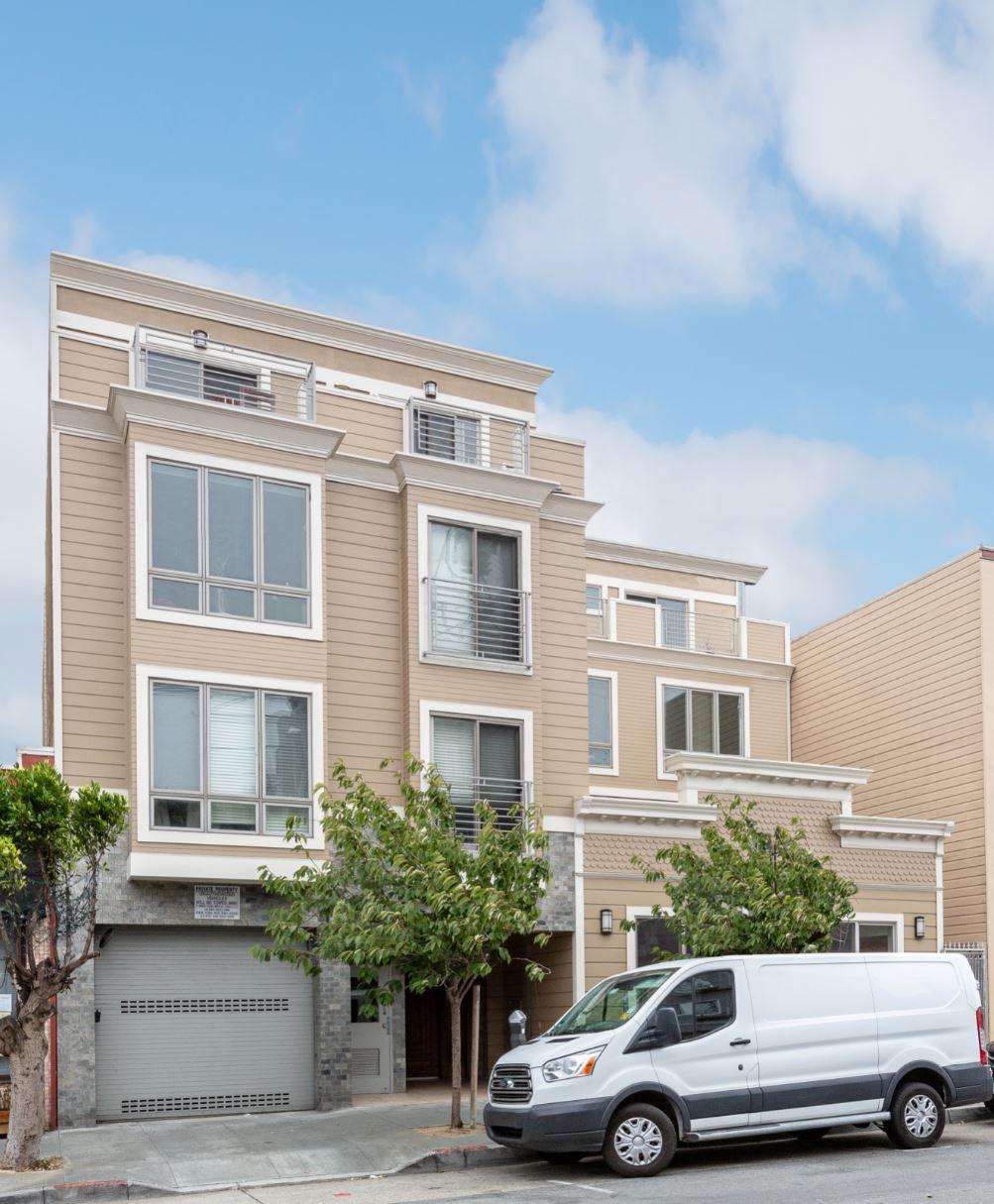 2443 Clement Street, Unit 1, San Francisco, CA