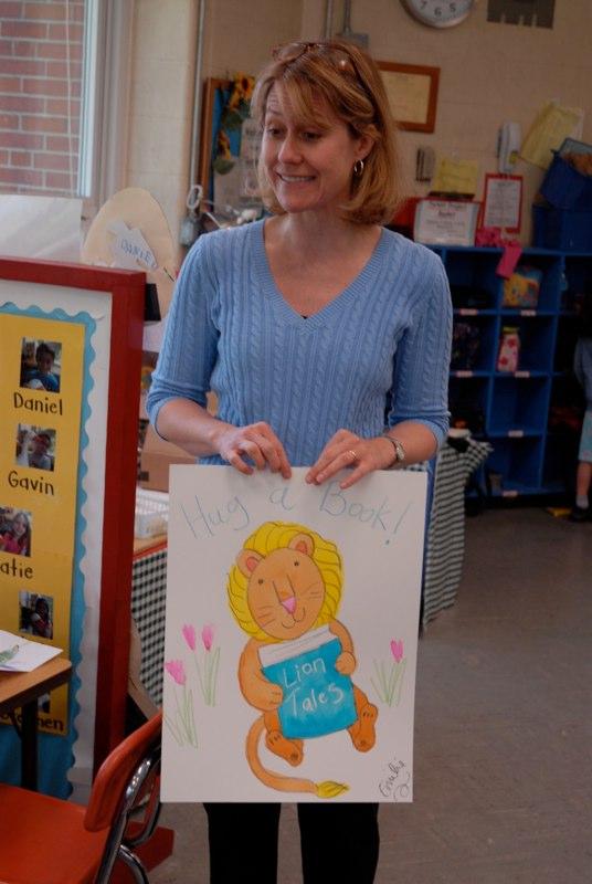 Emilie Class Visit