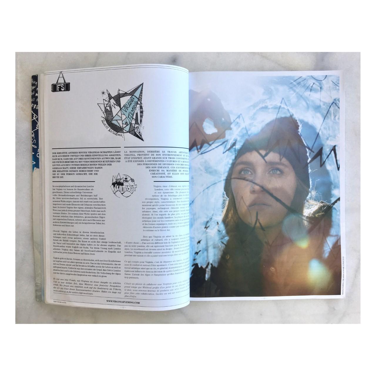 Whiteout Magazine -