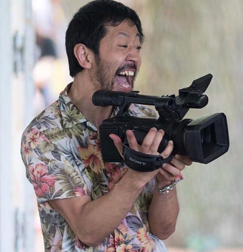 Actor Takayuki Hamatsu (Japan)