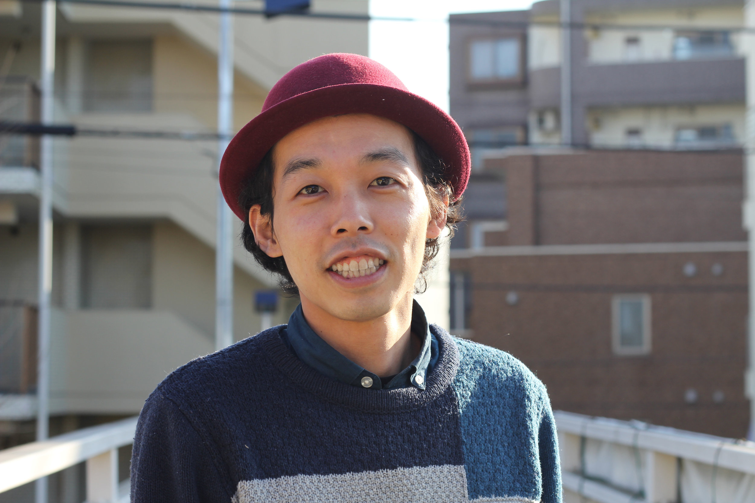Director Shinichiro Ueda (Japan)