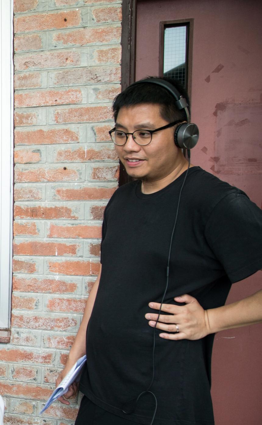 Director Benny Lau (Hong Kong)