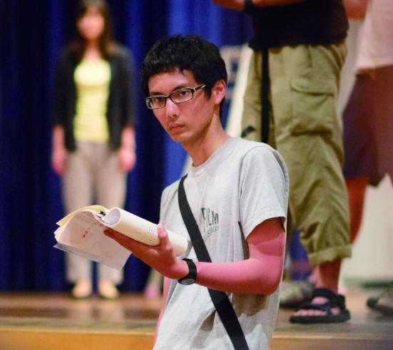 Director Yuichiro Sakashita (Japan)