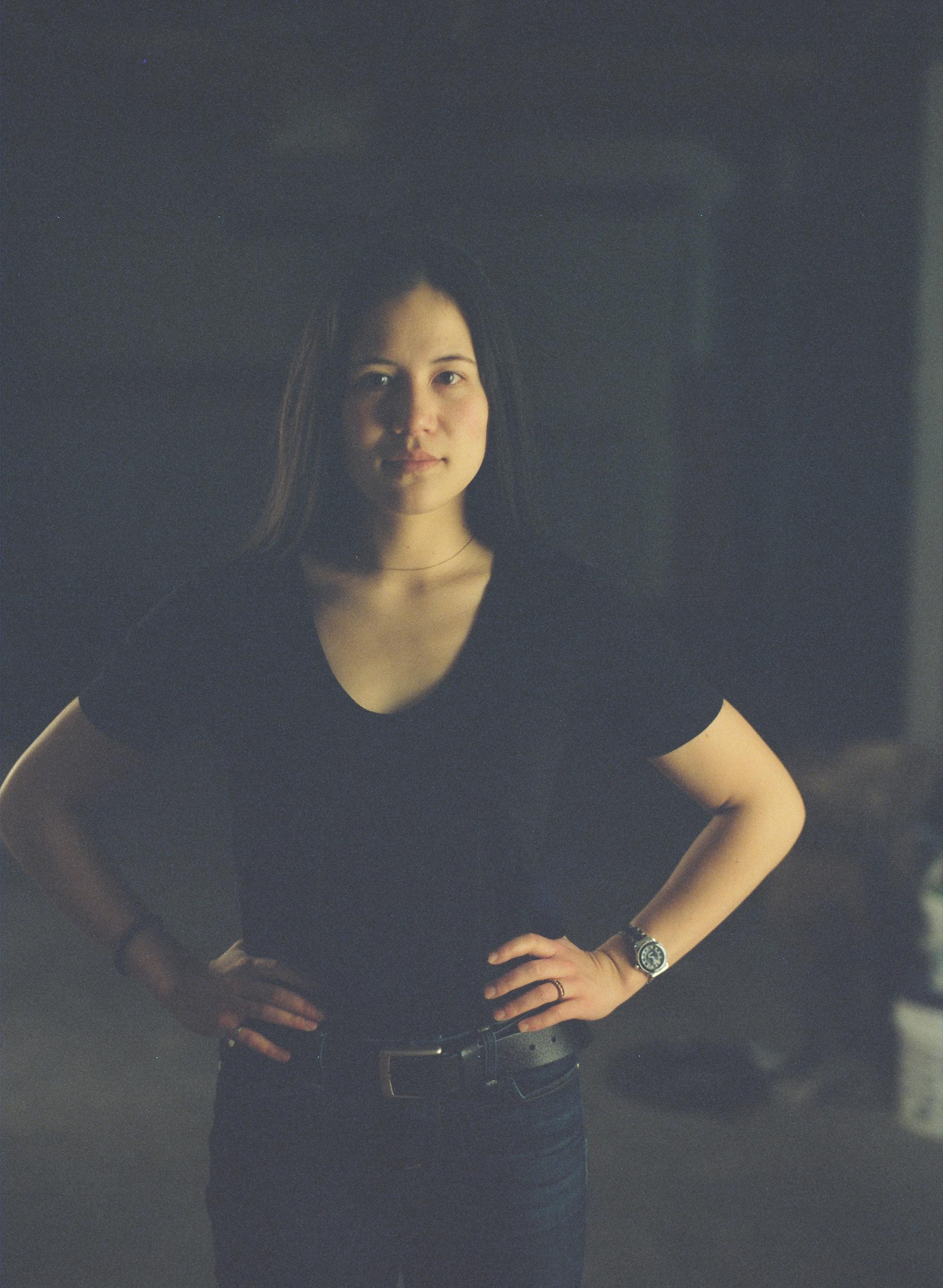 Gillian MCKERCHER (Canada)