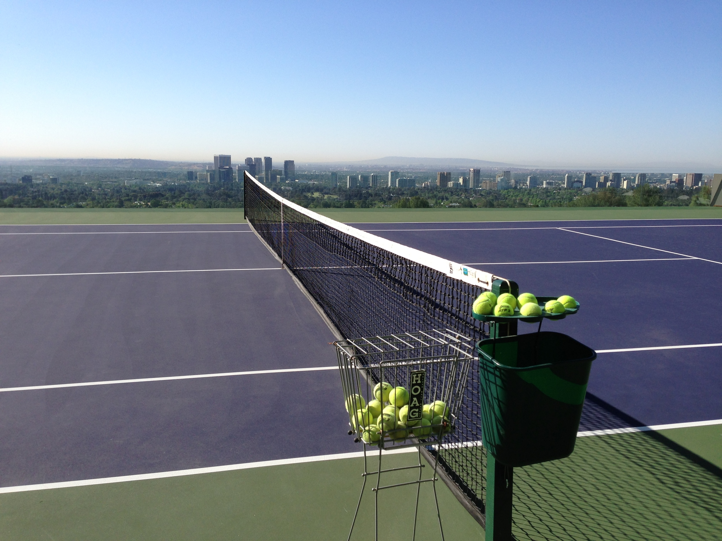 James Goldstein Tennis Court