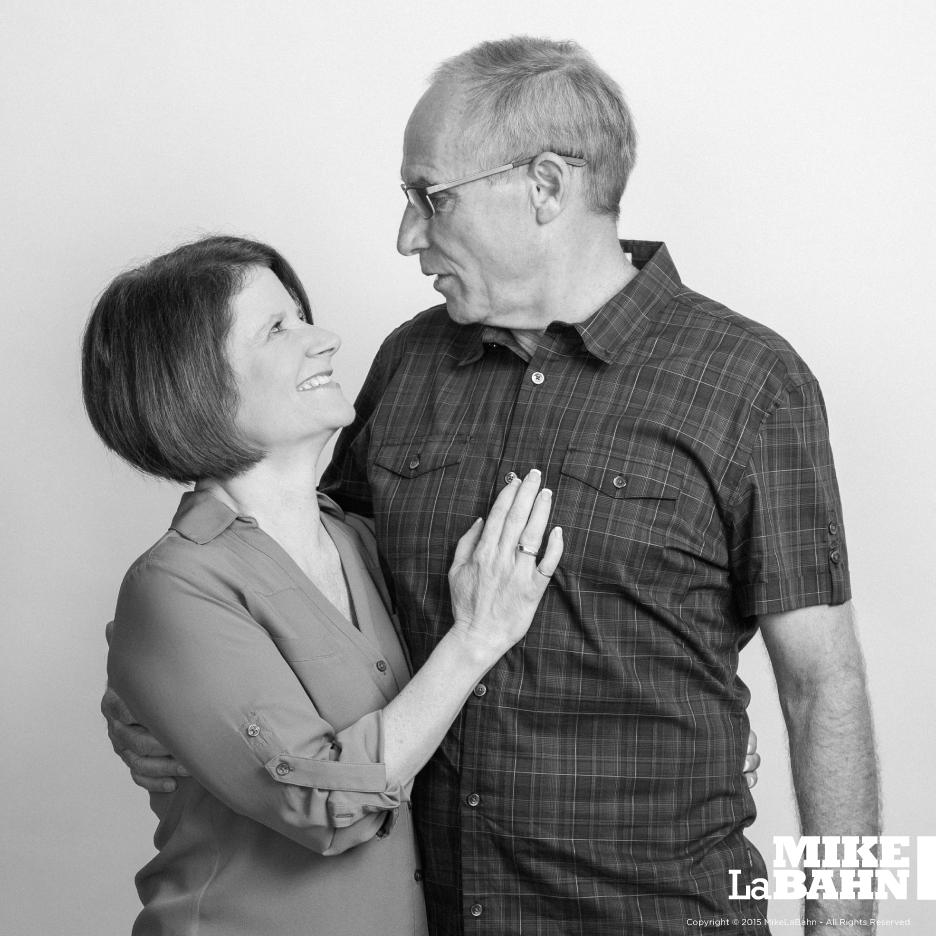 MR & MRS LaBAHN – Mike and Julie