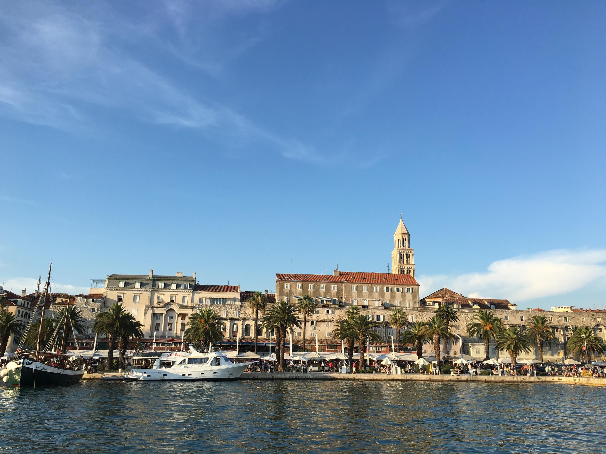 The Riva, or Riviera.